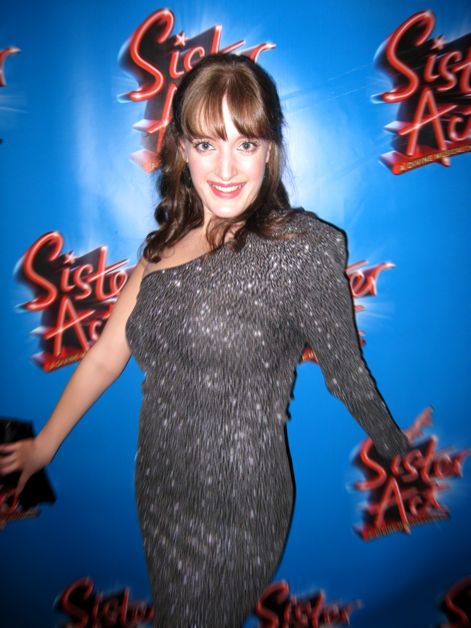 Lael Van Keuren - Sister Act Opening Night Red Carpet